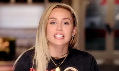 Miley Cyrus Reveals Sister Noah Spat in Her Mouth After They Performed Together at Recent Gig