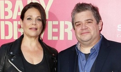 Patton Oswalt Is Engaged to Meredith Salenger, She Brags About Her Rock
