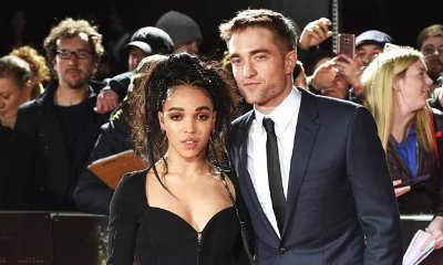 Robert Pattinson Addresses Relationship With FKA twigs: We're Still 'Kind of' Engaged