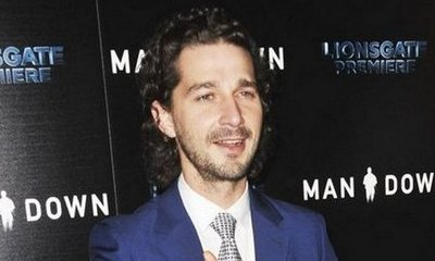 Shia LaBeouf Arrested for Being Drunk Mess in Georgia