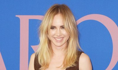 Running Late? Suki Waterhouse Steps Out With Her Hair Still Wrapped in a Towel