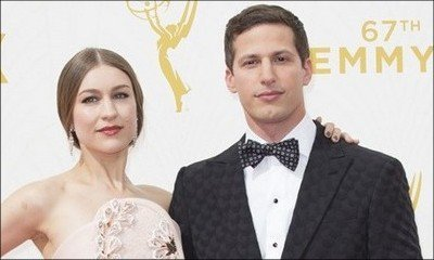 Andy Samberg and His Wife Welcome Baby Girl