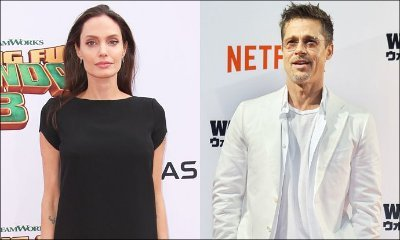 Back Together? Angelina Jolie Reportedly Turns to Brad Pitt Amid Crises