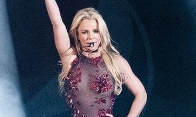 Britney Spears Rushed to Safety After Crazed Fan Crashed Her Vegas Show