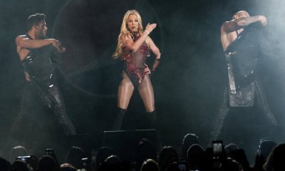 Britney Spears Sings 'Something to Talk About' Live Following Lip-Sync Accusations