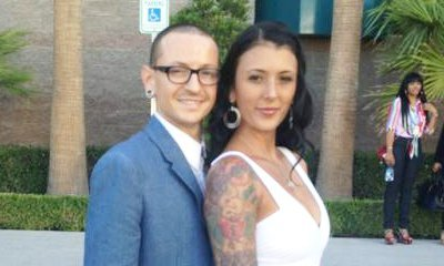 Chester Bennington's Wife Reacts After Decision to Air 'Carpool Karaoke' Episode Is Left to Family