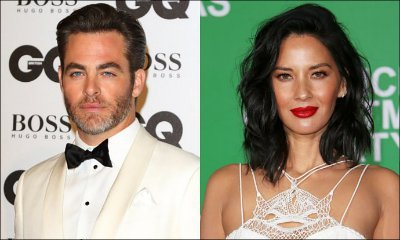 Chris Pine and Former Fling Olivia Munn May Rekindle Their Romance