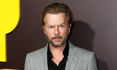 Naya Rivera Who? David Spade Spotted Kissing Mystery Woman in L.A.