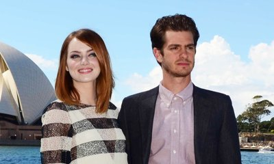 Emma Stone Wants to Keep Her Romance With Andrew Garfield 'on the Down Low'