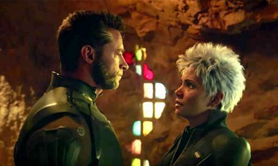 Halle Berry Dishes on Wolverine and Storm's Secret Romance in 'X-Men' Films
