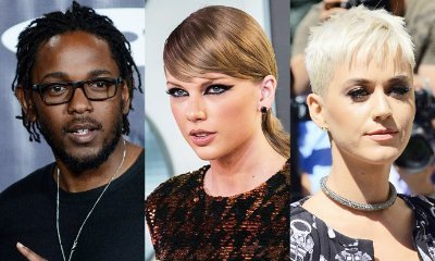 Kendrick Lamar Refuses to Be Dragged Into Taylor Swift and Katy Perry's Feud