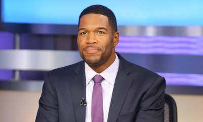 Michael Strahan Returns to 'GMA' After Losing a 'Little Bit' of His Pinky Finger in Accident