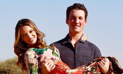 Miles Teller Is Engaged to Longtime Girlfriend Keleigh Sperry - See the Stunning Ring!