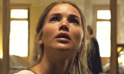'mother!' Full Trailer: Michelle Pfeiffer and Ed Harris Bring Hell Into Jennifer Lawrence's Home