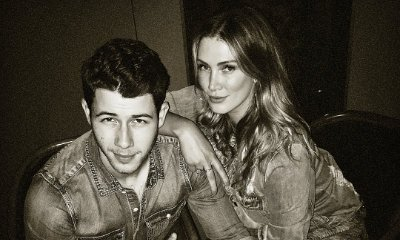 Getting Back Together? Nick Jonas and Delta Goodrem Wear Matching Outfits in Instagram Pic