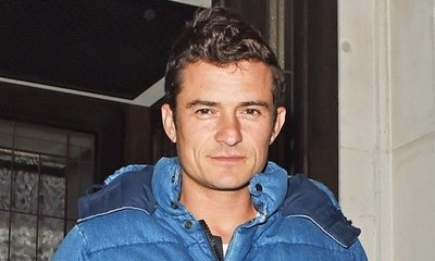 Orlando Bloom Frolicking With Bikini-Clad Blonde on Beach After Katy Perry Reunion