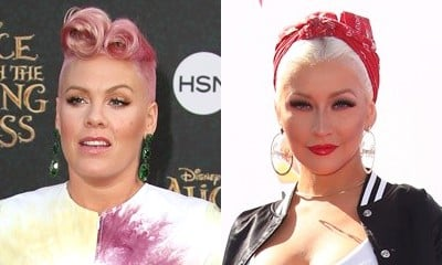 Pink Shuts Down Internet Troll Trying to Pit Her Against Christina Aguilera