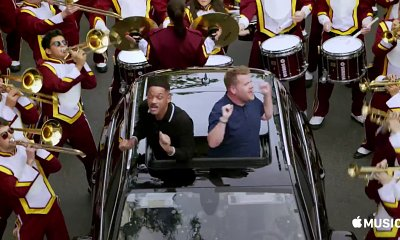 Will Smith, Miley Cyrus, John Legend and More Have Fun in 'Carpool Karaoke: The Series' Trailer