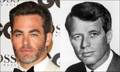 Chris Pine to Star on Hulu's Robert F. Kennedy Limited Series