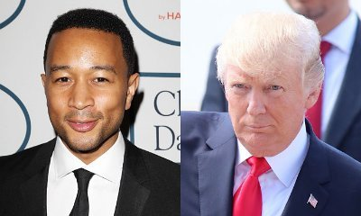 John Legend Is Seeking