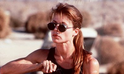 Linda Hamilton Officially Signs Up for New