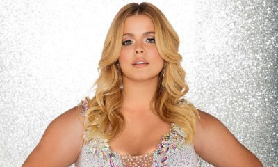 Sasha Pieterse Says 'DWTS' Helps Her Lose Weight After Revealing Hormonal Disorder
