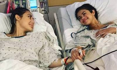 Selena Gomez Gets Kidney Transplant From Pal Francia Raisa, Shows Scar From Surgery