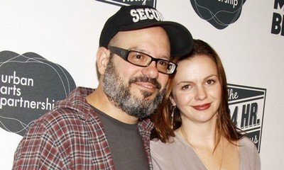 Amber Tamblyn Defends Husband David Cross Amid Racist Allegations