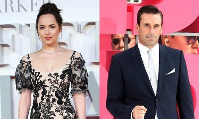 New Couple Alert! Dakota Johnson and Jon Hamm Caught on Romantic Date Night