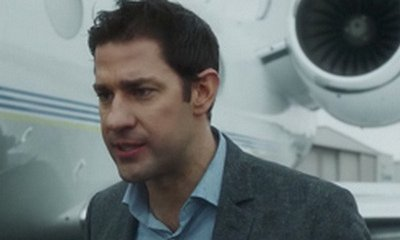 John Krasinski Not Too Thrilled With His New Assignment in 'Jack Ryan' NYCC Trailer