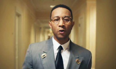 John Legend Unleashes Vintage Music Video for 'Penthouse Floor' Featuring Chance The Rapper