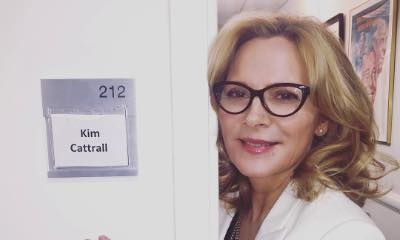 Kim Cattrall Claims 'Sex and the City' Hectic Filming Schedule Stopped Her From Having Kids
