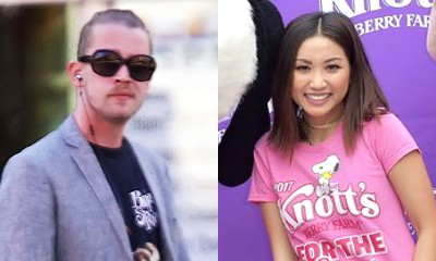 New Couple Alert! Macaulay Culkin and Brenda Song Are Dating, Show PDA on Theme-Park Date