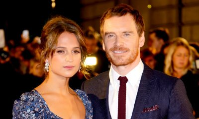 It's Confirmed! Michael Fassbender and Alicia Vikander Are Married