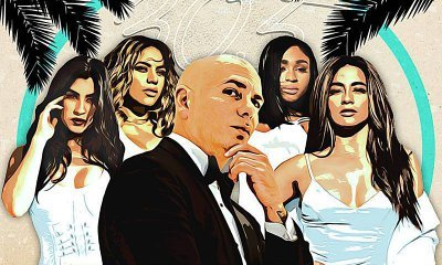 Listen to Pitbull's Sexy Latin Song 'Por Favor' Featuring Fifth Harmony