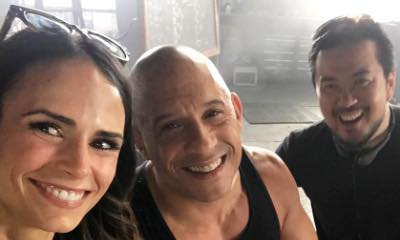 Vin Diesel 'Confirms' Jordana Brewster and Director Justin Lin's Return for Final Two 'Fast' Films
