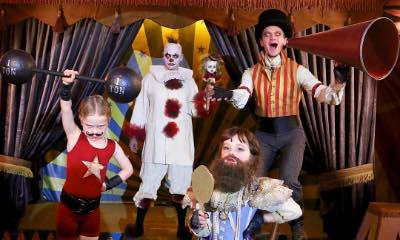 They Did It Again! Neil Patrick Harris' Family Might Win Halloween With 'AHS'-Inspired Costumes
