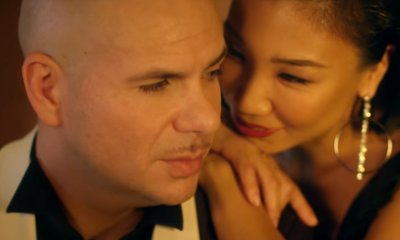 Pitbull Premieres Steamy Music Video for 'Por Favor' Ft. Fifth Harmony