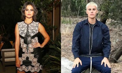 Selena Gomez Wears Justin Bieber's Jersey as They're Officially Back Together