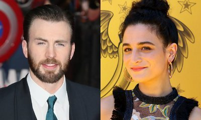 It's Official! Chris Evans and Jenny Slate Are Back Together