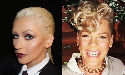 Christina Aguilera and Pink End 16-Year Feud With Secret Duet