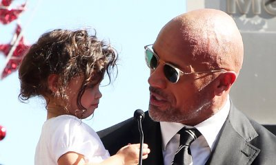 Dwayne Johnson's Daughter Outshines Him at Walk of Fame Ceremony