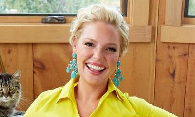 Katherine Heigl Shares Topless Pregnancy Photo as She Recalls Son's Difficult Delivery