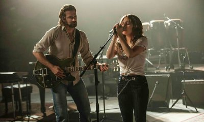 Lady GaGa and Bradley Cooper Get Close in 'A Star Is Born' Official Image