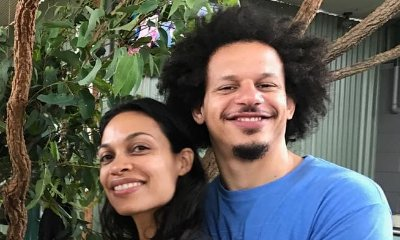 Rosario Dawson and Eric Andre Split After One Year Together