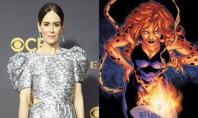Sarah Paulson Reaches Out to Director Patty Jenkins for 'Wonder Woman 2' Role