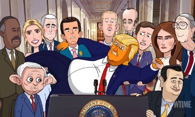 Showtime Debuts Teaser Trailer for Donald Trump Animated Series From Stephen Colbert