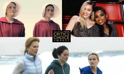 Critics' Choice Awards 2018: 'The Handmaid's Tale', 'The Voice' and 'Big Little Lies' Among Honorees