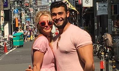 Is Britney Spears Engaged to BF Sam Asghari? See Her New Ring!