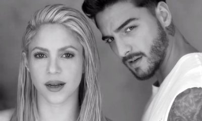 Watch Shakira's Steamy Black-and-White Music Video for 'Trap' Ft. Maluma
